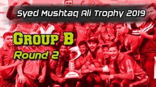 Gujarat beat Rajasthan in one-over eliminator