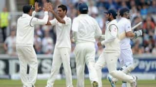India vs England 2014, 4th Test at Manchester: Statistical highlights of Day 2