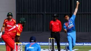 India vs Zimbabwe 2016: Mandeep Singh says focus was on executing strategies in 2nd T20I