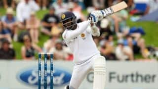 Angelo Mathews' unbeaten fifty puts Sri Lanka in command vs Pakistan at stumps in 3rd Test, Day 3 at Pallekele