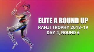 Ranji Trophy 2018-19, Elite A, Round 6, Day 4: Karnataka pocket three points in drawn match versus Gujarat
