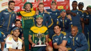 SA's tri-series win first in 12 years: Stats