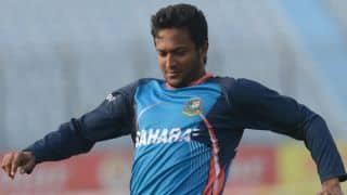 Shakib Al Hasan wants Bangladesh to play more cricket overseas