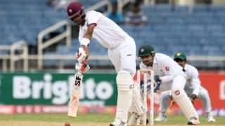 Pakistan vs West Indies,1st Test, tea: Roston Chase and Shane Dowrich frustrate visitors