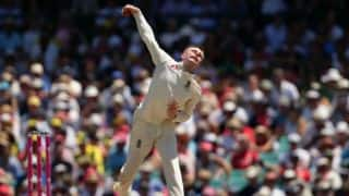 Mason Crane hopes for better figures than Shane Warne's in his maiden Test