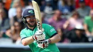 5वां वनडे: आयरलैंड ने अफगानिस्तान को हराकर सीरीज 2-2 से बराबरी पर खत्म की