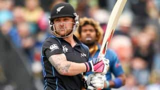 Brendon McCullum awarded CMJ Spirit of Cricket Award