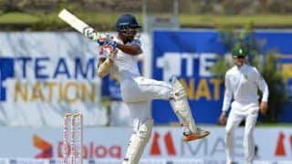 LIVE: Sri Lanka 93 for 2 vs South Africa at lunch