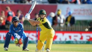 Live Cricket Score, India Women vs Australia Women, 4th T20I 2018, Mumbai: AUS W win by 36 runs