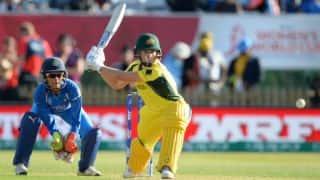 Live Cricket Score, India Women vs Australia Women, 4th T20I 2018, Mumbai: AUS W win by 36 runs
