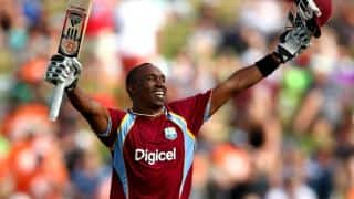 Dwayne Bravo happy with West Indies' squad depth