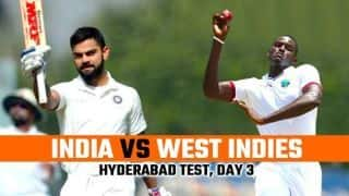 India vs West Indies 2018, 2nd Test, Day 3 Live cricket score and updates: India crush West Indies by 10 wickets