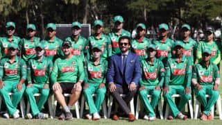 Bangladesh beat Thailand by 35 runs in Women's Asia Cup T20