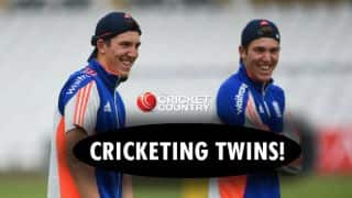 Waugh, Marshall, Bedser, and other twins who played cricket together
