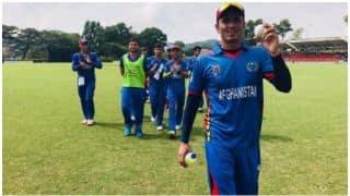 अफगानिस्तान के मुजीब जादरान ने 16 साल की उम्र में 4 विकेट लेकर रचा इतिहास