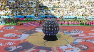 FIFA World Cup 2014: Opening ceremony held even as protests occur in streets