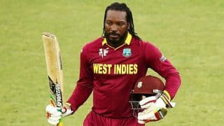 West Indies star Chris Gayle to retire from ODIs following ICC World Cup 2019
