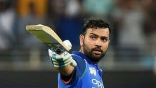 We wanted to be ruthless: Rohit Sharma