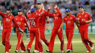 Live scorecard: India vs England 1st ODI at Bristol
