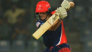 Chris Morris becomes 2nd batsmen with highest strike rate in T20s with minimum 35 runs