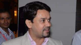 Congress demands independent agencey to probe Anurag Thakur's link with the bookies
