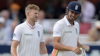 Cook, Root keep ENG going after WI's early strikes in Edgbaston Test