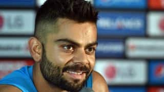 Kohli: IND batsmen have to take more responsibility on 'result-oriented' wicket