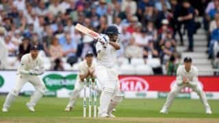 India vs England, 3rd Test: Lunch report: Chris Woakes snaps India's promising start at Trent Bridge