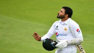 Pakistan Captain Azhar Ali: 'We Had Our Opportunities To Bat England Out Of Manchester Test'