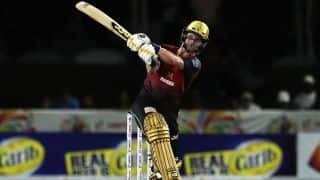 CPL 2018: Munro shines again for Knight Riders in 67-run thrashing of Warriors