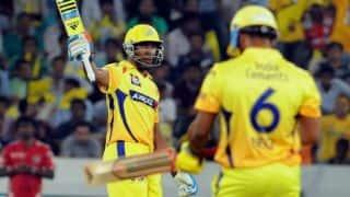 Chennai Super Kings vs Kings XI Punjab, CLT20 2014 semi-final: Highlights