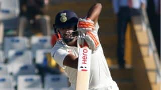 India vs England 3rd Test Day 3: Ravindra Jadeja and Jayant Yadav's resistance, England's collapse and other highlights