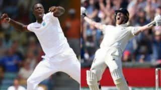इंग्लैंड-वेस्टइंडीज सीरीज में भिड़ेंगे विश्व के सर्वेश्रेष्ठ ऑलराउंडर स्टोक्स-होल्डर