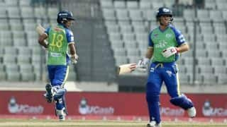BPL: Warner, Taskin star in Sixers' narrow win over Vikings