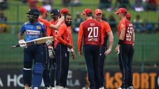 5th ODI: Sri Lanka hope for consolation win against England
