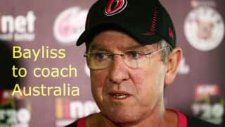Trevor Bayliss appointed Australia's acting coach for T20s against South Africa
