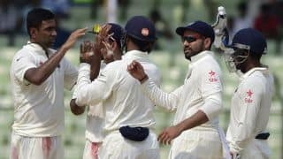 R Ashwin takes 11th five-wicket haul in Tests to sink Sri Lanka in first Test at Galle