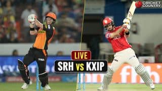 Highlights, Sunrisers Hyderabad vs Kings XI Punjab IPL 10, Match: SRH win by 5 runs