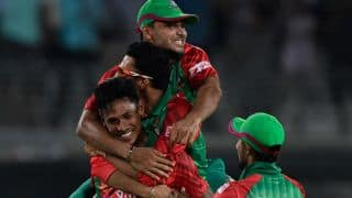 Clinical Bangladesh strangle listless Sri Lanka by 23 runs in Asia Cup T20 2016 Match 5 at Dhaka