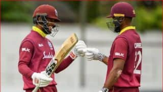 IRE vs WI: Shai hope, john campbell create history, make highest 1st wicket partnership in ODI