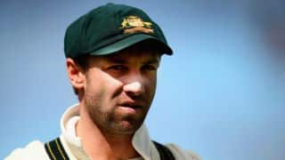 Phillip Hughes passes away: New Zealand players wear initials 'P.H.' on jerseys