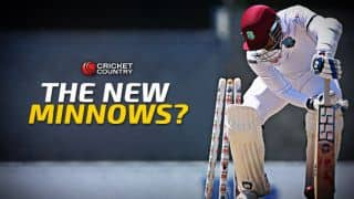 West Indies few defeats away from being labelled 'minnows'