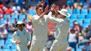 1st Test: Duanne Olivier's six wickets, Pakistan 181 all out