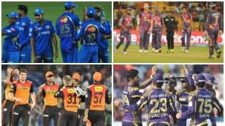 IPL 2017: Playoff spots decided, Rising Pune Supergiant (RPS) to face Mumbai Indians (MI) in Qualifier