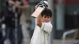 Sachin Tendulkar's son Arjun selected in Under-16 West Zone squad for inter-zonal tournament