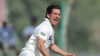 Yasir Shah delighted by Shane Warne's tweet