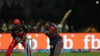 Rising Pune Supergiant (RPS) vs Royal Challengers Bangalore (RCB), IPL 2017, Match 17: MS Dhoni completes 24,000 runs and other highlights