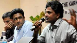 Javagal Srinath calls Aravinda de Silva toughest batsman he ever bowled at