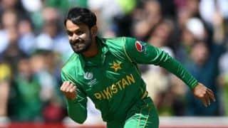 आईसीसी ने पाकिस्तान को दी खुशखबरी, मोहम्मद हफीज के गेंदबाजी एक्शन को मिला ग्रीन सिग्नल