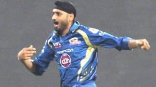 Harbhajan has had a resurgence with Mumbai in IPL